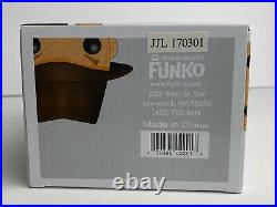 Funko Pop! A Nightmare On Elm Street #02 Freddy Krueger Glow Chase WithProtector