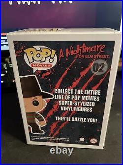 Funko Pop! Horror Nightmare on Elm Street Freddy Krueger (GLOW CHASE)