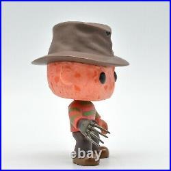 Funko Pop Movies A Nightmare On Elm Street Freddy Krueger 02 (glow) (chase)