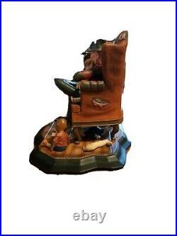 Gentle Giant Freddy Krueger Nightmare On Elm Street Chair Statue NIB MINT #494