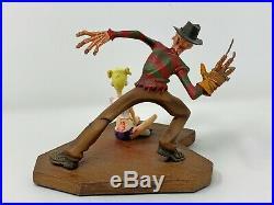 Gentle Giant LTD Nightmare On Elm Street FREDDY KRUEGER Crystal Lake Scene