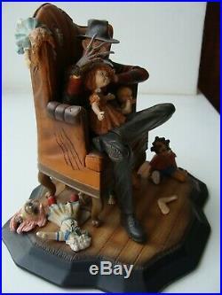 Gentle Giant Nightmare On Elm Street Freddy Krueger Limited Edition Statue