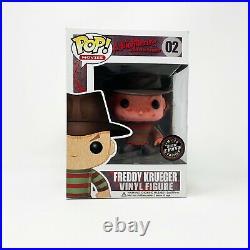 Glow Chase Freddy Krueger Funko PoP 2011 Vaulted Nightmare on Elm Street