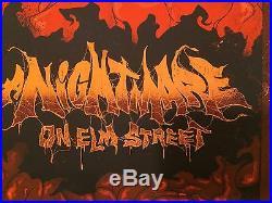 Graham Erwin A Nightmare On Elm Street 151/190 Mondo