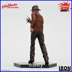 Iron Studios 1/10 A Nightmare on Elm Street Freddy Krueger Statue Standard Ver