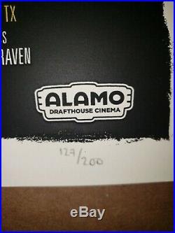 Jason Edmiston Nightmare On Elm Street 3 Dream Warriors Print Mondo 127/200