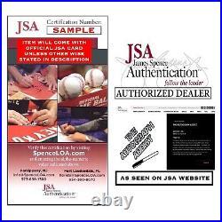 Jim Doyle FREDDY KRUEGER Nightmare On Elm Street CLAW Autograph JSA COA