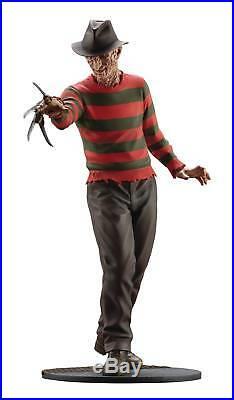KOTOBUKIYA ARTFX Freddy Krueger Nightmare on Elm Street 4 1/6 Scale Statue