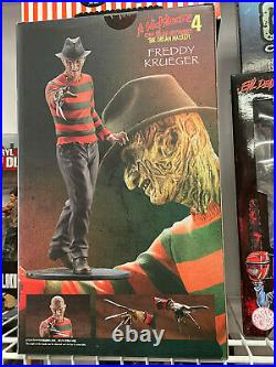 Kotobukiya ARTFX A Nightmare on Elm Street 4 FREDDY KRUEGER 1/6 Scale Statue NEW