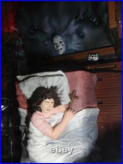Mezco Cinema Of Fear Nightmare On Elm Street Screengrabs Screen Grabs