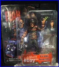 Mezco Cinema of Fear A Nightmare on Elm Street Figure Brand New in Package Rare