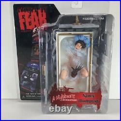 Mezco Nancy Thompson Nightmare On Elm Street Cinema Action Figure Freddy Horror