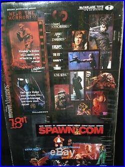 Movie Maniacs 18 Freddy Krueger A Nightmare On Elm Street Statue Sensor Active
