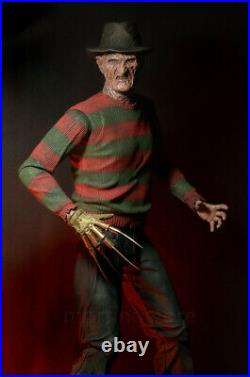 NECA 14 A Nightmare on Elm Street 2 Freddy Krueger 18 Action Figure Display