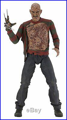 NECA Nightmare on Elm Street 1/4 Scale Dream Warrior Freddy 18 Figure