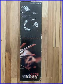 NIGHTMARE ON ELM STREET 2000 MCFARLANE TOYS MOVIE MANIACS 18 Rare FREDDY KRUGER