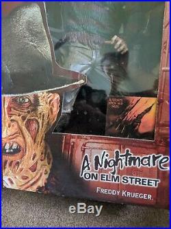 Neca 1/4 Scale 18 Nightmare On Elm Street Freddy Kruegar horror figure