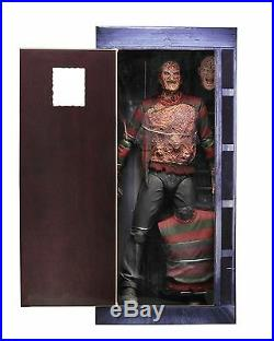 Neca 1/4 Scale Nightmare On Elm Street 3 Dream Warriors Freddy 18 Figure