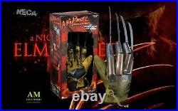 Neca A Nightmare On Elm Street Freddy's Glove Prop Replica Handschuh Neu