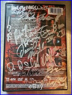 Never Sleep Again (Nightmare on Elm Street) Signed DVD by Cast & Crew Very Rare
