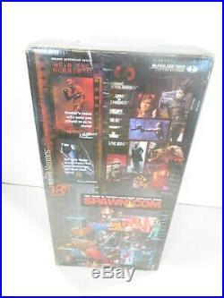 Nightmare On Elm Street Freddy Krueger Deluxe 18 McFarlane Toys Movie Maniacs