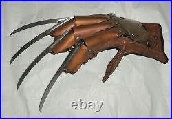 Nightmare On Elm Street Freddy Krueger Metal Glove Replica