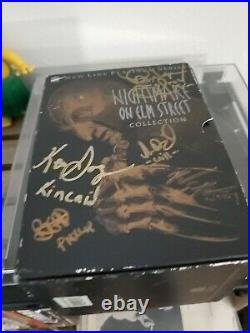 Nightmare On Elm Street, Friday the 13TH Items