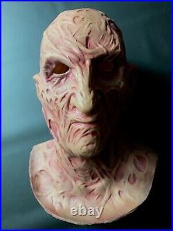 Nightmare On Elm Street Movie Prop, Stunt Mask, Freddy Krüger Film Stunt