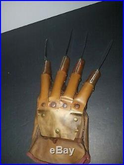 Nightmare On Elm Street Part 2 Custom Freddy Glove