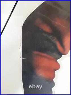 Nightmare On Elm Street Part 4 Video Standee Freddy Krueger Poster Delivery