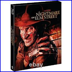 Nightmare On Elm Street Steelbook & Slipcase Blu-ray New Perfect For Halloween