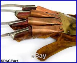 Nightmare on Elm Street 1 Freddy Krueger Handschuh BurTECH
