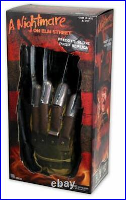 Nightmare on Elm Street (1984) Freddy Krueger Official Glove Replica