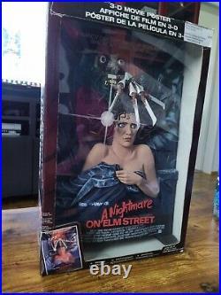 Nightmare on Elm Street 3D Movie Poster