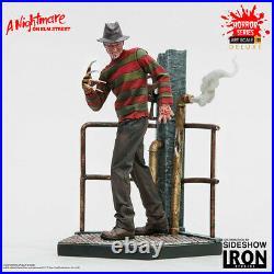 Nightmare on Elm Street 7 Inch Statue 110 Art Scale Freddy Krueger Deluxe