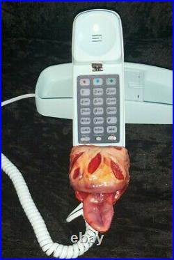 Nightmare on Elm Street Freddy Krueger Horror Tongue Phone Talking neca theme