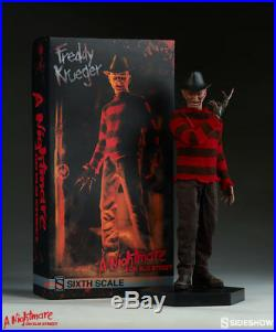 Nightmare on Elm Street Freddy Krueger Sixth Scale Figure Sideshow Collectibles