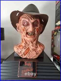 Nightmare on Elm Street Freddy Krueger lifesize Bust