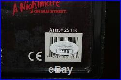 Nightmare on Elm Street Nancy Cinema Of Fear Screen Grabs Figure AUTOGRAPHED
