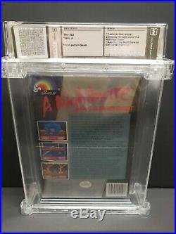 Nightmare on Elm Street (Nintendo, 1990) NES Sealed New Wata Graded 8.0 A