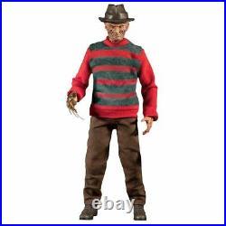 Nightmare on Elm Street One12 Actionfigur Freddy Krueger Horror Figur 16c Mezco