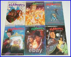 Nightmares on Elm Street #1-6 VF/NM complete series freddy krueger set 2 3 4 5