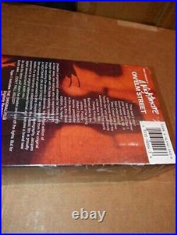 Rare VHS 1984 Nightmare On Elm Street (Factory Sealed) 1990 Media Video Treasure