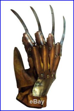 Replica 1/1 Guanto Nightmare Elm Street Freddy Krueger Deluxe In Preordine Apr