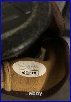 Robert Englund JSA Nightmare on Elm Street Inscrib Deluxe Replica Metal Glove 1