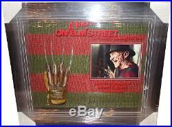 Robert Englund SIGNED AUTOGRAPH Freddie Kruger Nightmare on Elm Street AFTAL