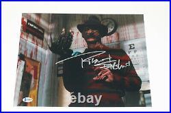 Robert Englund Signed'a Nightmare On Elm Street' 11x14 Photo 6 Beckett Coa Bas