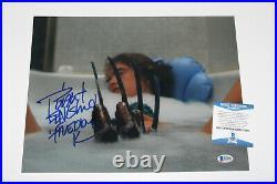 Robert Englund Signed'a Nightmare On Elm Street' 11x14 Photo Beckett Coa Bas