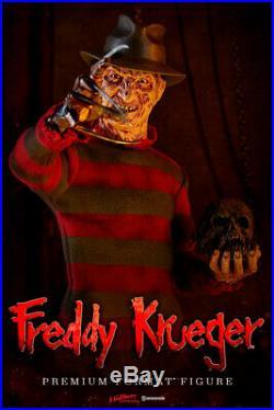 SIDESHOW A NIGHTMARE ON ELM STREET Freddy Krueger Premium Format 1/4