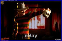 SIDESHOW EXCLUSIVE Freddy Krueger a nightmare on elm street premium format